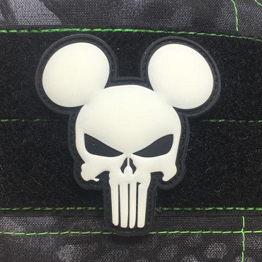 Mickey Punisher PVC