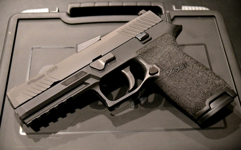 Beginner's Guide to Sig Sauer p320 handgun